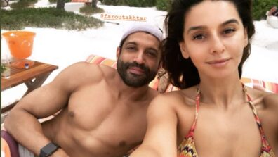 Farhan Akhtar wants to write a love song for Shibani Dandekar