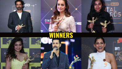 Full List of Winners - MTV IWMBuzz Digital Awards 2019