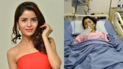 Gandii Baat actress Gehana Vasisth suffers cardiac arrest during the shoot