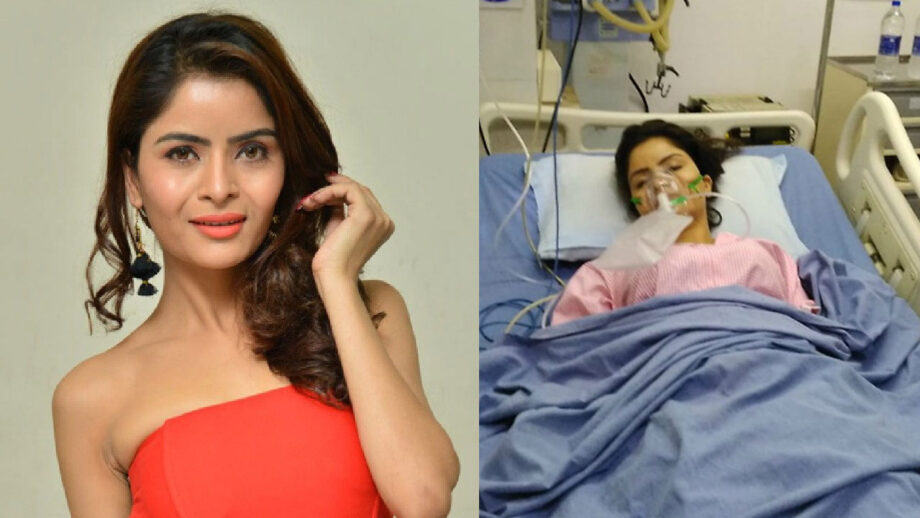 'Gandii Baat' actor Gehana Vasisth suffers cardiac arrest, put on ventilator