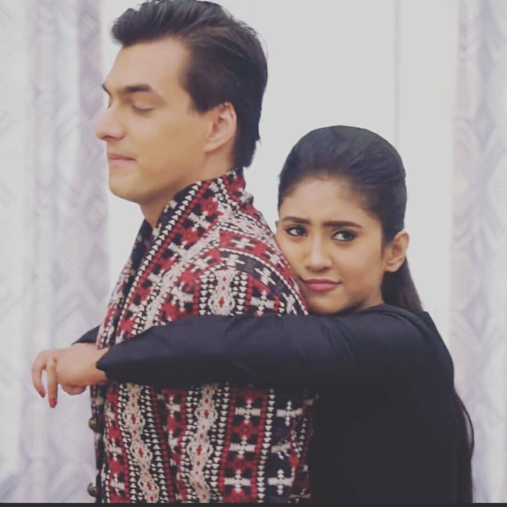 Get nostalgic with Yeh Rishta Kya Kehlata Hai couple Kartik and Naira's on screen pics
