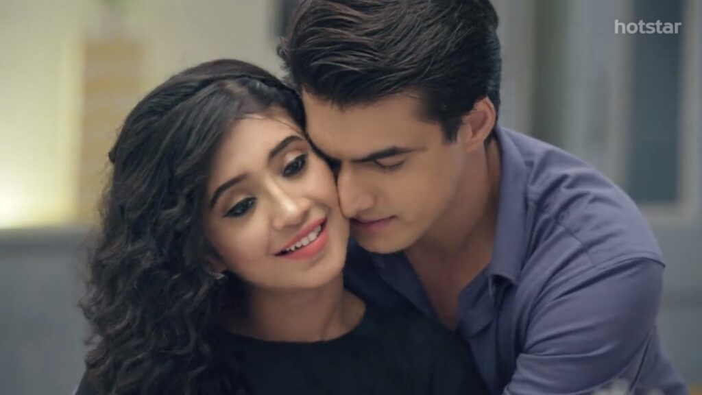 Get nostalgic with Yeh Rishta Kya Kehlata Hai couple Kartik and Naira's on screen pics 2