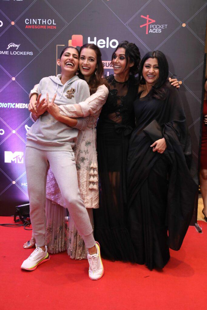 Glitz and Glamour at MTV IWMBuzz Digital Awards 2019 29