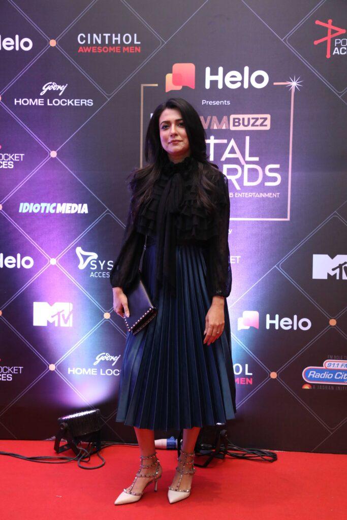 Glitz and Glamour at MTV IWMBuzz Digital Awards 2019 33