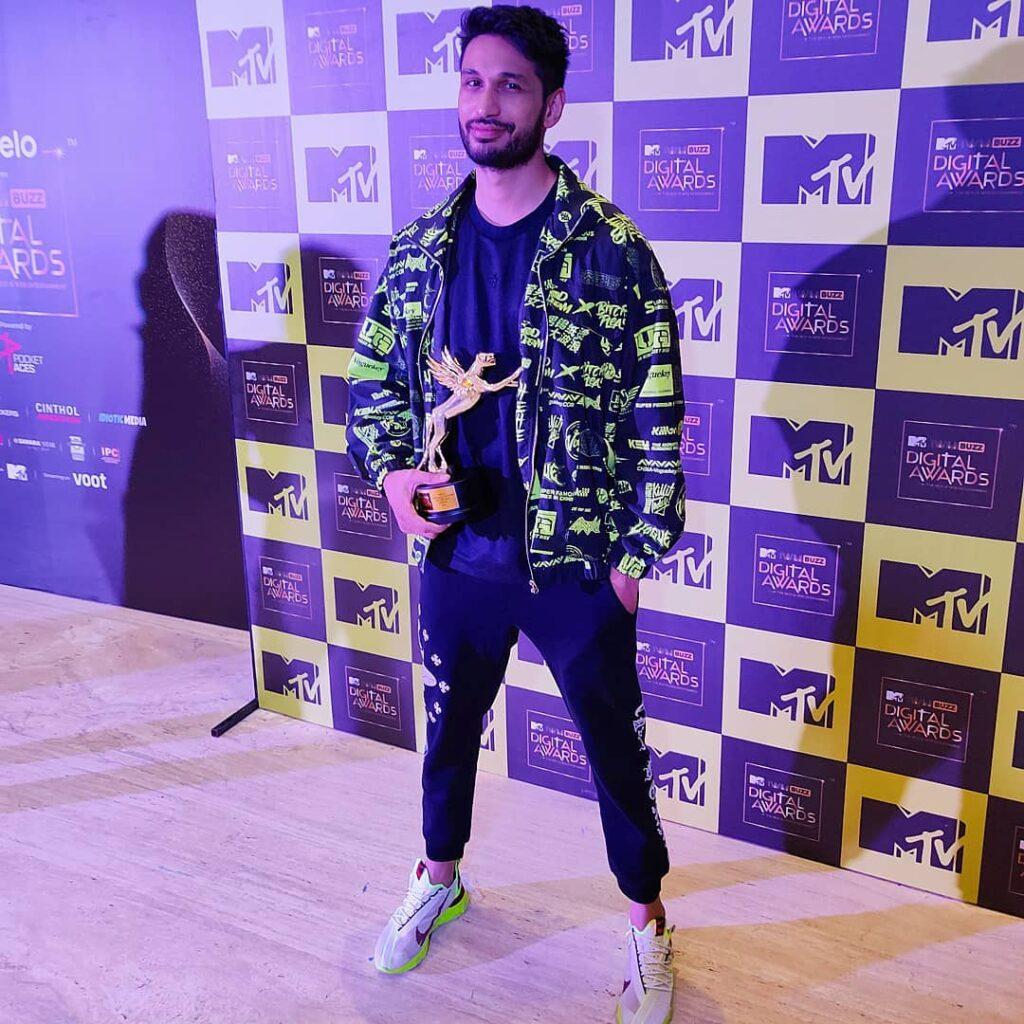 Glitz and Glamour at MTV IWMBuzz Digital Awards 2019 62