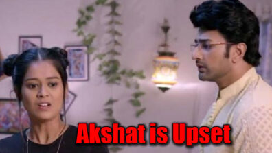 Guddan Tumse Na Ho Payega: Akshat feels insecure about Alisha's future post her marriage