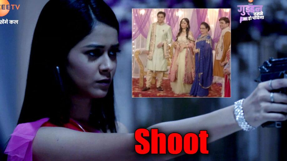 Guddan Tumse Na Ho Payega: OMG! Alisha to shoot Vikrant