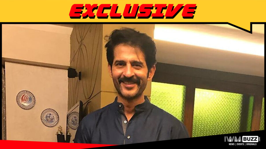 Hiten Tejwani to play a cop in his next show