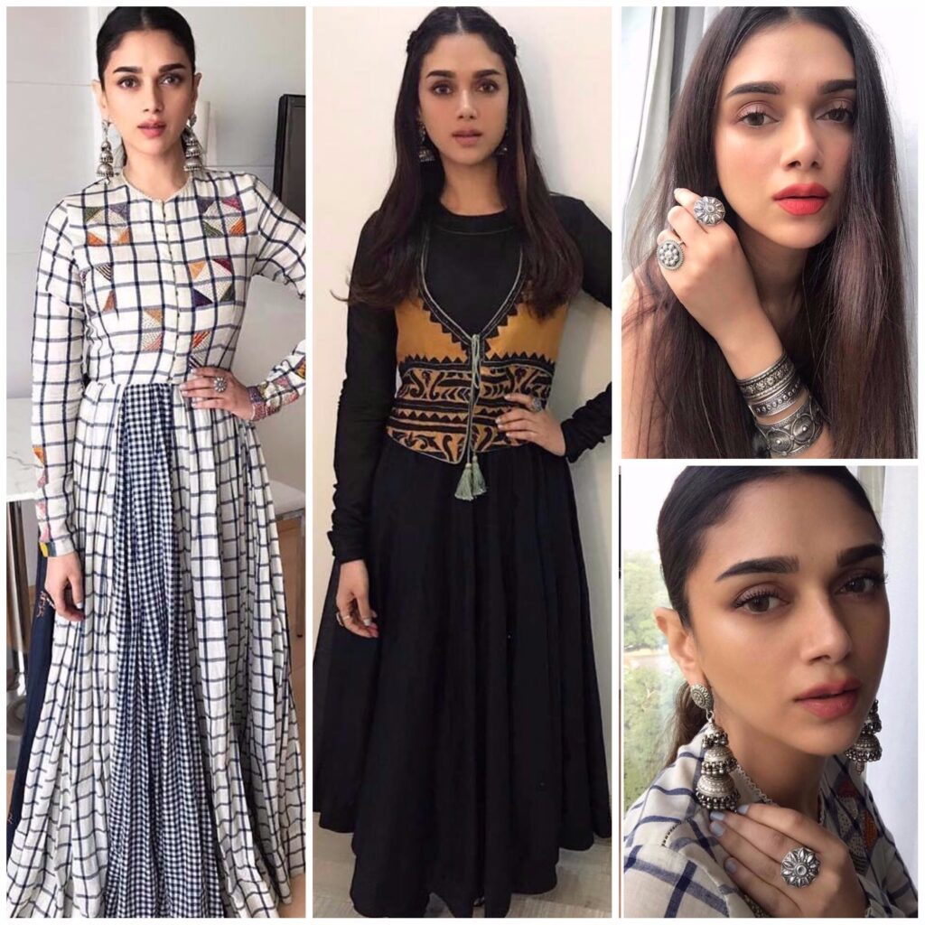 How To Be The Ultimate Hotness In Desi Looks By Aditi Rao Hydari 1