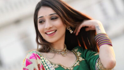 I am lucky to have got dance-centric roles: Vrushika Mehta