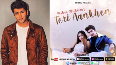 I am ready to be part of the industry and have my options open: Keshav Malhotra of music video Teri Aankhen