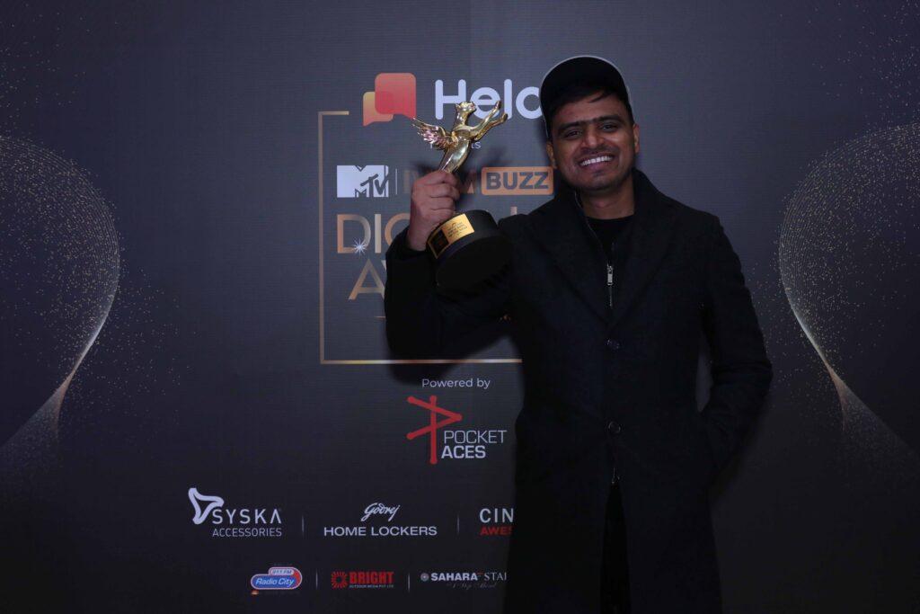 In Pics: Big Winners of MTV IWMBuzz Digital Awards 2019 1