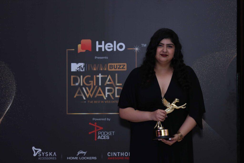 In Pics: Big Winners of MTV IWMBuzz Digital Awards 2019 4