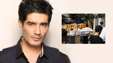 In Pics: Celebrities at Manish Malhotra's father's funeral
