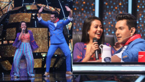 The melodious father-son duo of Udit and Aditya Narayan