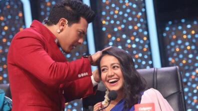 Indian Idol 11: Garja moment for Neha Kakkar and Aditya Narayan