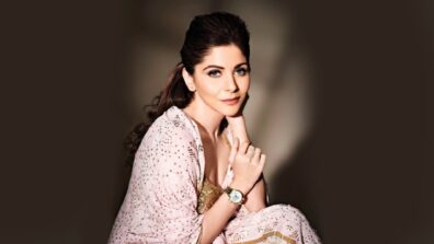 Just like her music, Kanika Kapoor's style is on point too