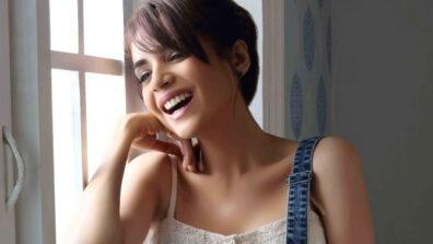 Kundali Bhagya actress Anjum Fakih unwell