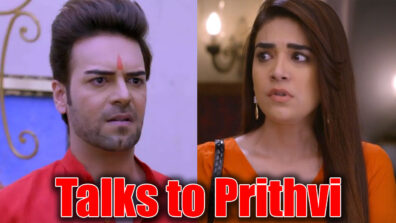 Kundali Bhagya: Srishti to talk to Prithvi before his wedding with Preeta