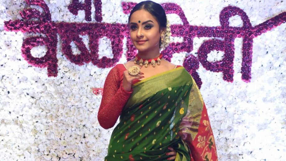 Maa Kali's character is stronger than the lead roles I have done before: Ishita Ganguly