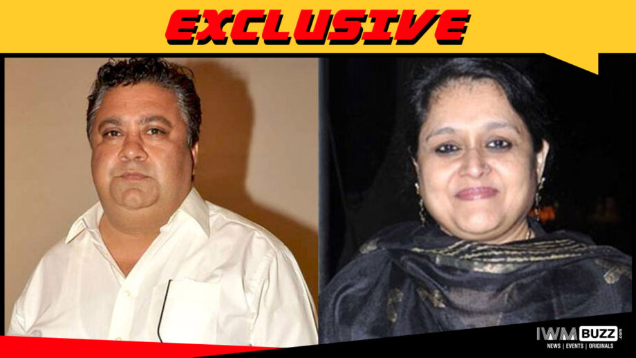 Manoj Pahwa and Supriya Pathak in Dinesh Vijan's film Mimi