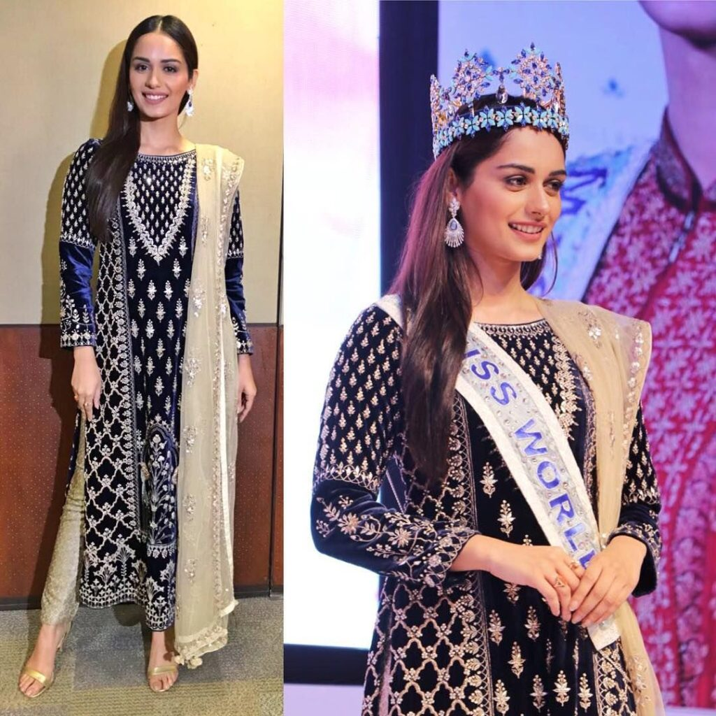 Manushi Chillar is our crush of the month 1