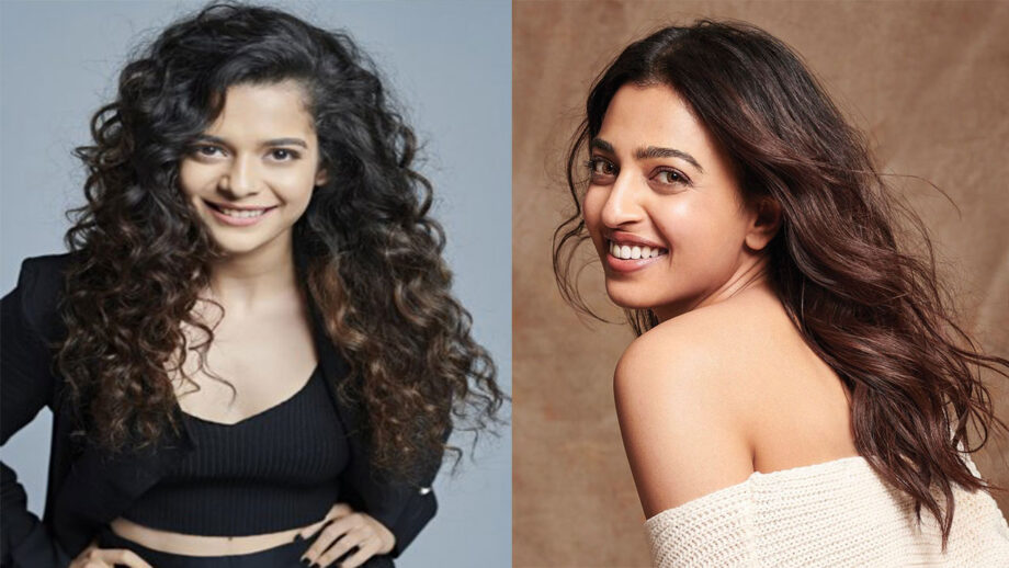 Mithila Palkar v/s Radhika Apte: Who rules the digital world?