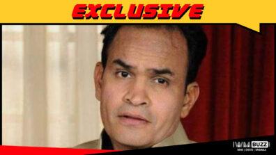 Nishikant Dixit in Vikram Bhatt series Naked for MX Player