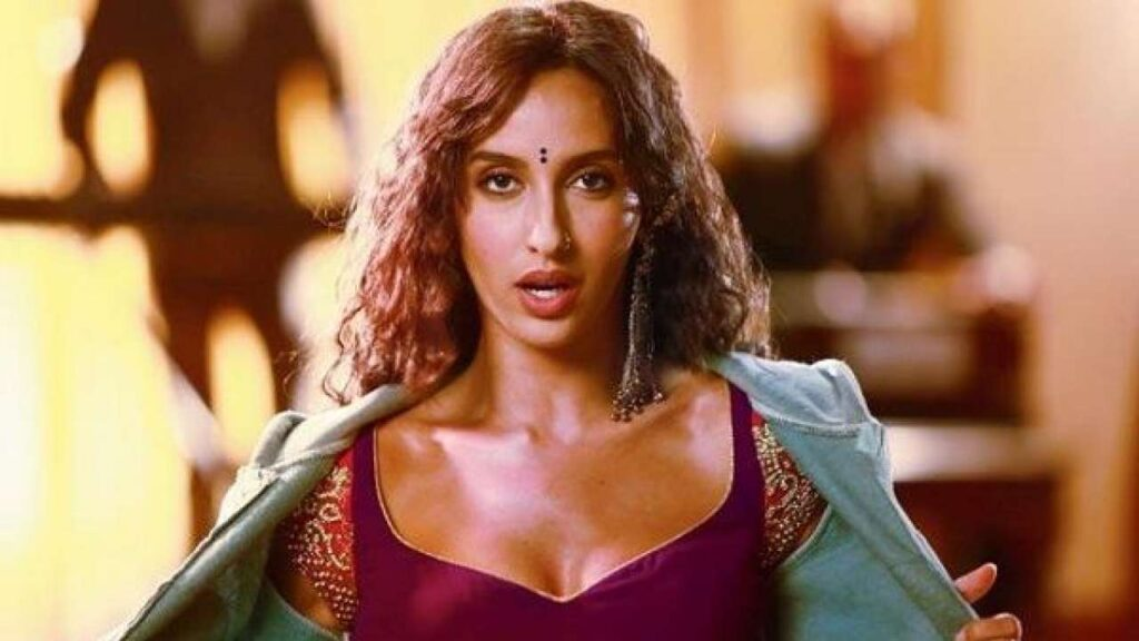 OMG! Nora Fatehi thinks she is a bitch
