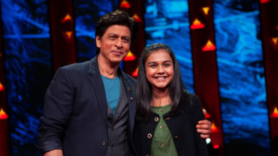 Our future is in safe hands: Shah Rukh Khan to Speaker Gitanjali Rao on TED Talks India Nayi Baat