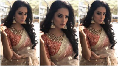 Our Top 5 Anita Hassanandani's Drool-Worthy Saree Avatars! 8