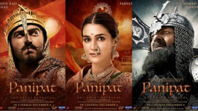 Panipat's 'Mann Mein Shiva' song celebrates courage and valour