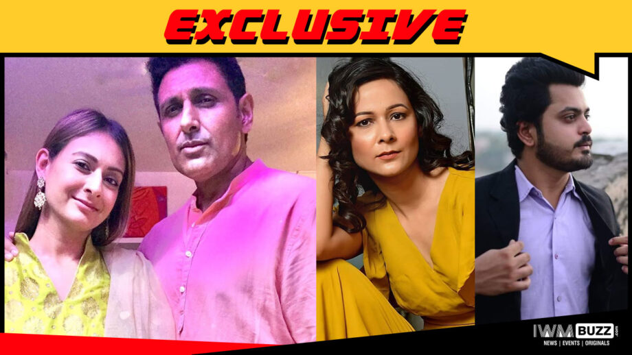 Preeti Jhangiani, Parvin Dabas, Rajshree Thakkar and Sandeep Patil in web series Made For Each Other