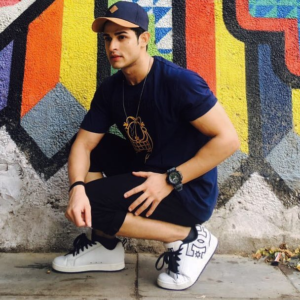 Priyank Sharma simply loves dark colors and here is the proof 7