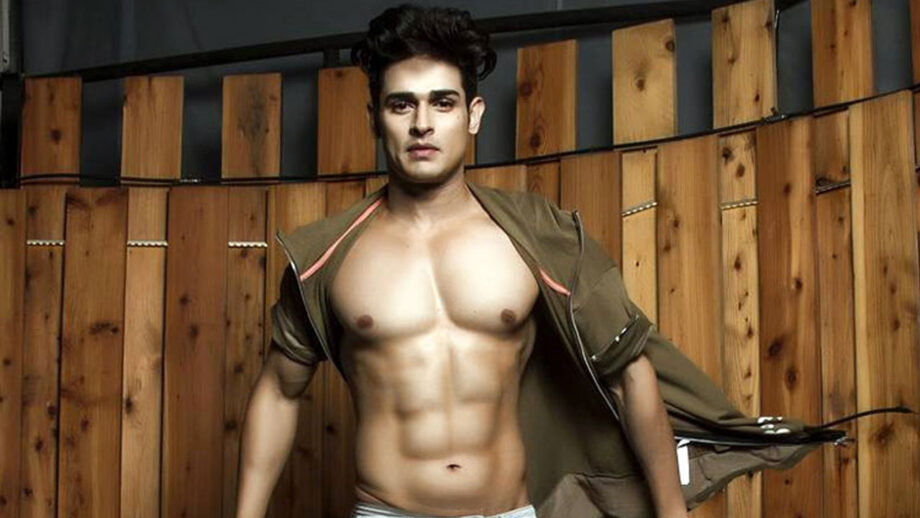 Priyank Sharma simply loves dark colors and here is the proof