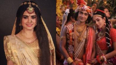 RadhaKrishn: Kutila to blame Radha and Krishna