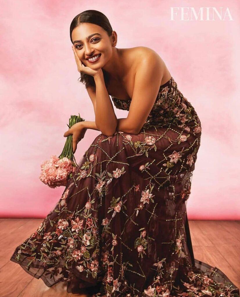 Radhika Apte Declared Digital Queen by iDiva
