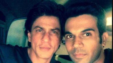Rajkummar Rao and Shah Rukh Khan's ultimate bromance