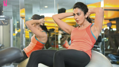 Rakul Preet Singh is giving us fitness goals