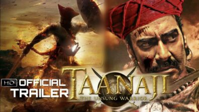 Reasons why the trailer of Tanhaji got us excited