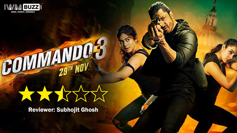 Review of Commando 3: Plenty of punches but still lacks the 'punch'