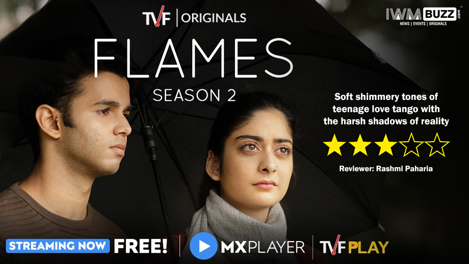 Review of Flames Season 2: Soft shimmery tones of teenage love tango with the harsh shadows of reality