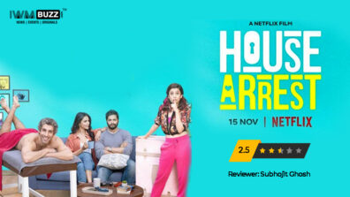 Review of House Arrest: Not really worthy of being 'arrested'