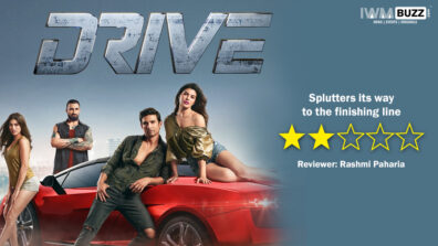 Review of Netflix original movie Drive: Splutters its way to the finishing line 2