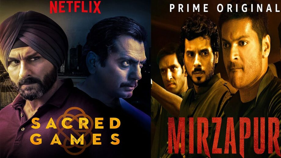 Sacred Games or Mirzapur: Which Is The Best Web Series?