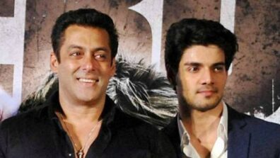 Salman Khan expresses his love for Sooraj Pancholi