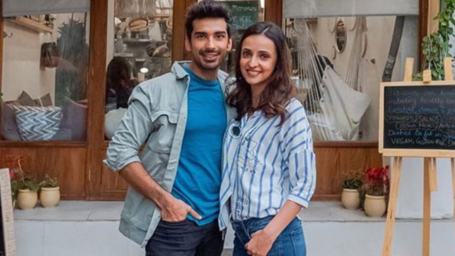 Sanaya Irani welcomes Mohit Sehgal, the new entrepreneur in town
