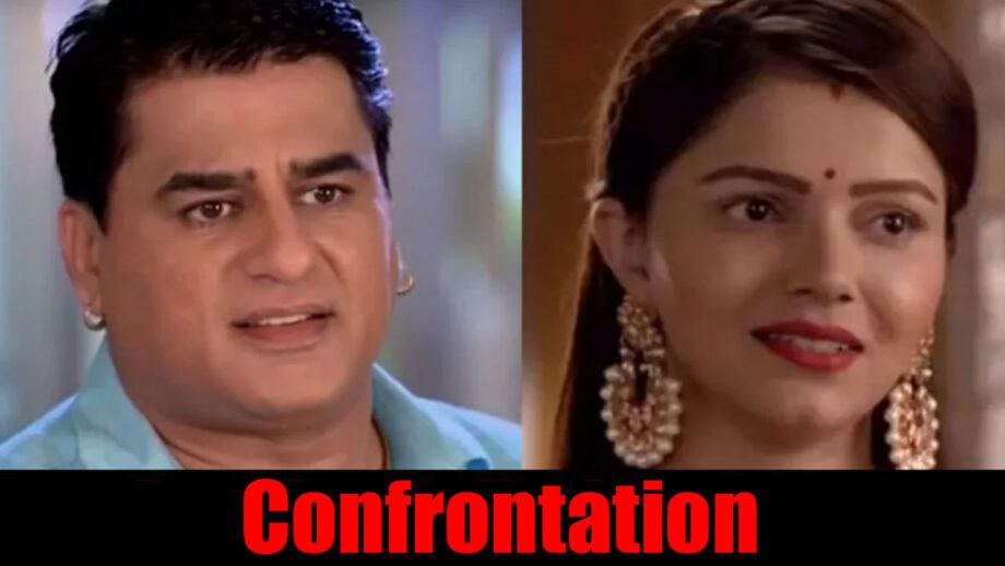 Shakti Astitva Ke Ehsaas Ki: Saumya to CONFRONT her father Maninder