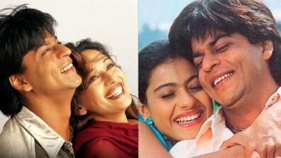 SRK-Madhuri v/s SRK-Kajol: Your Favourite Jodi