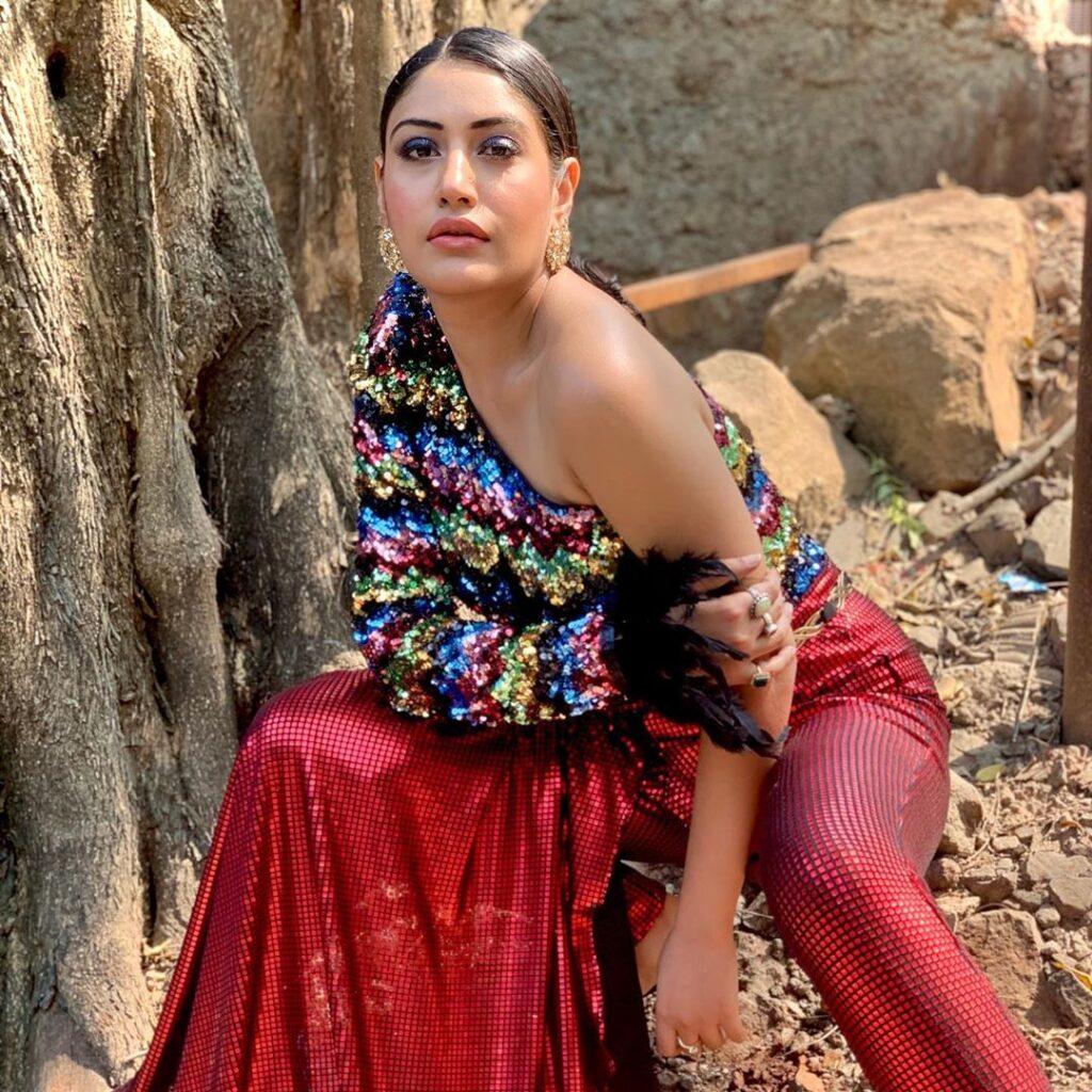 Surbhi Chandna: The stylish diva of Indian TV 4